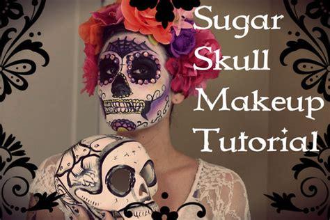 tutorial skull how to apply skull makeup mugeek vidalondon