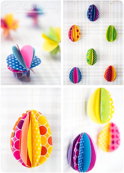 the paper company crafts and creativity pappers 228 gg paper eggs craft creativity pyssel diy