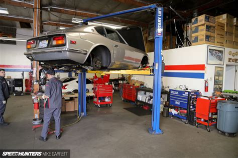 Best Car Garages z car garage where datsun geeks rule speedhunters