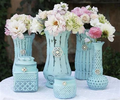 chalkboard paint vases vases painted with chalk paint craft ideas