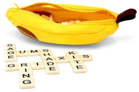 scrabble bananagrams bananagrams pouch the dieline packaging branding