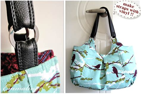 how to make a bag out of emmaline bags sewing patterns and purse supplies make