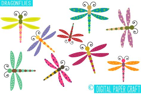 dragonfly paper craft dragonflies 2 dragonfly clipart clipart whimsy clipart