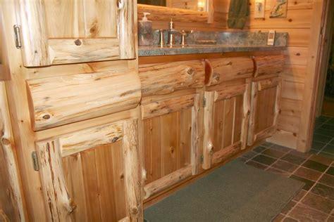 Kitchen Cabinets Rustic Pine Quicua Com