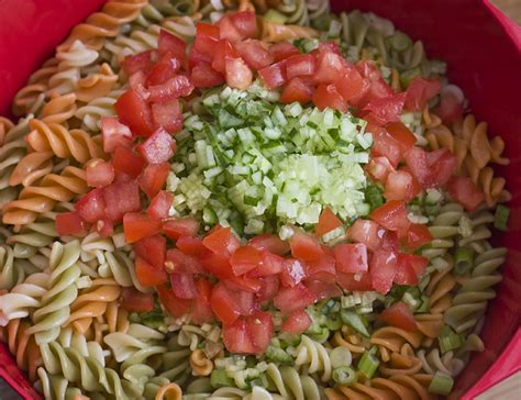 pasta salad recipe mayo no mayo pasta salad recipe