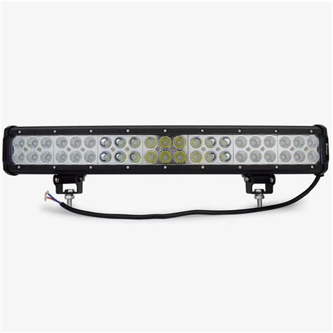 led bar light for trucks 20 inch 126w cree led light bar led work light bar for
