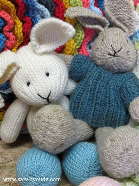 free knitting patterns for rabbits 17 best ideas about knitted toys patterns on