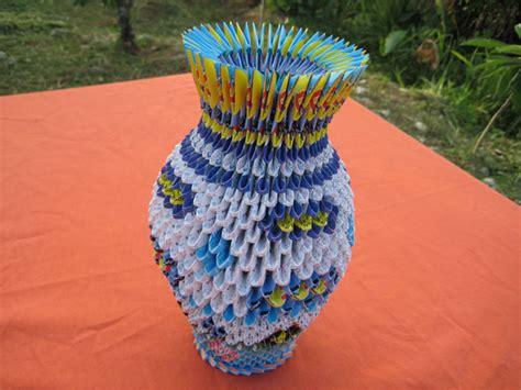 paper vase craft saipancrafts uniquely saipan tinian and rota made