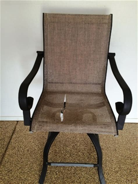sling replacement for patio chairs patio furniture chair sling replacement in arizona
