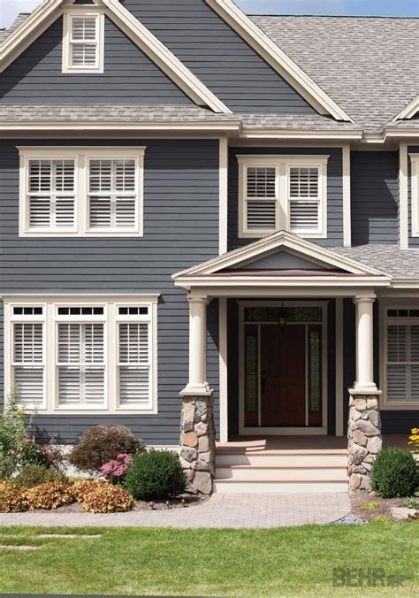 popular behr exterior paint colors 25 best ideas about behr exterior paint colors on