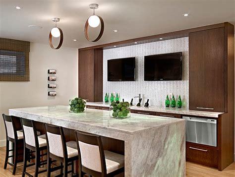 kitchen islands with bar breakfast bars that make a stylish statement