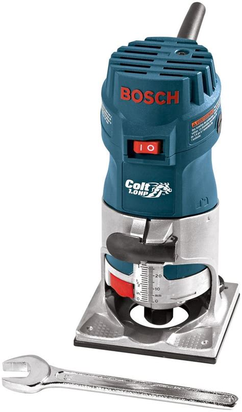 bosch woodworking tools the bosch pr10e colt single speed palm grip router is a