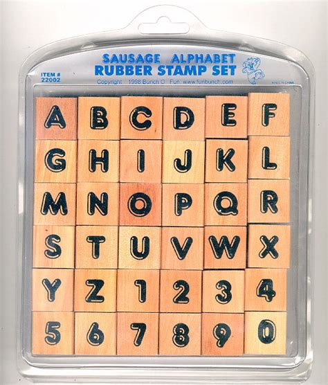 large alphabet rubber sts free rubber sts offer