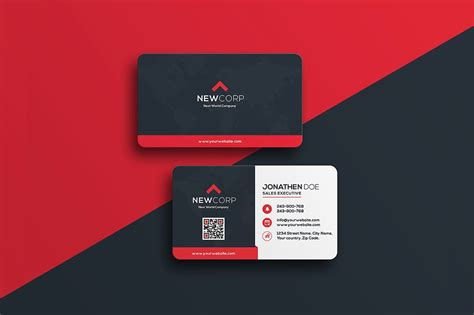 business card corporate business card 17 business card templates