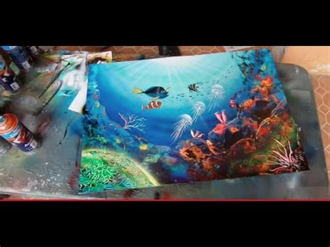 spray paint city md spray paint coral reefs