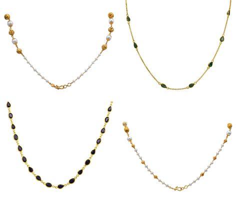 black gold chain models joyalukkas gold chain models south india jewels