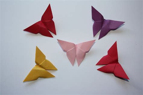 origami buterfly origami butterfly by kusu dama on deviantart