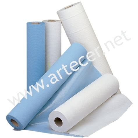 table with paper roll table paper roll 0 60x70mt paraffined