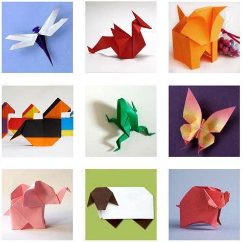 how to make an origami animal paper origami animals comot