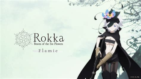 rokka no yuusha 六花の勇者 壁紙 rokka no yuusha wallpaper siber owl