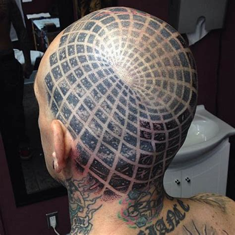 10 of the best optical illusion tattoos cultured vultures