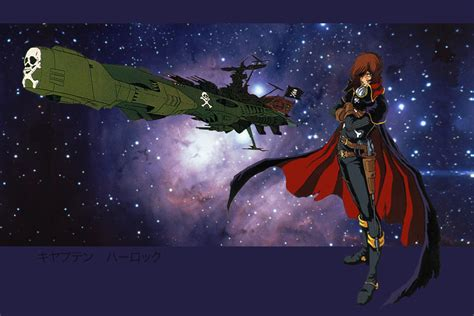 captain harlock saved from