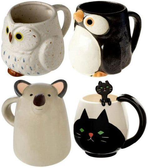 animal tea cups mugs cups tacitas pocillos
