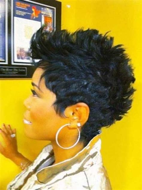 how to style hair for track and field mohawk short hairstyles for black women short hairstyles