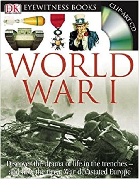 Dk Eyewitness Books World War I Simon