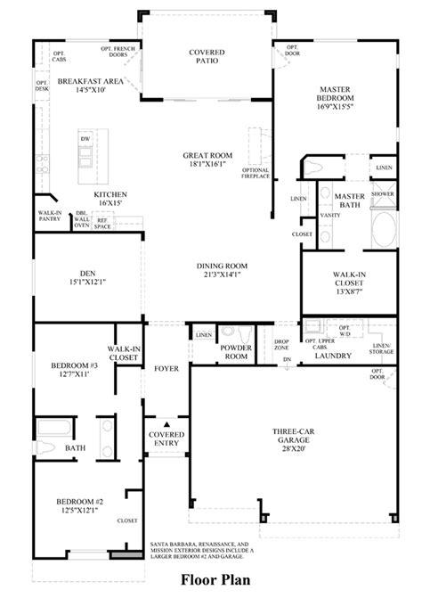toll brothers floor plans toll brothers at inspirada carmona the brisbane home