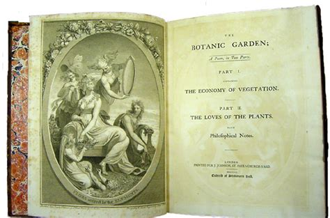 erasmus darwin botanic garden of south carolina libraries books and