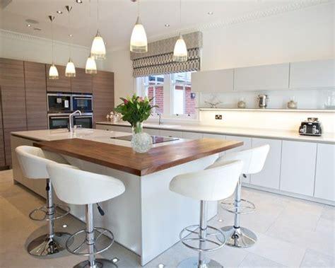 breakfast kitchen island 16 great design ideas for kitchen islands with breakfast bar style motivation