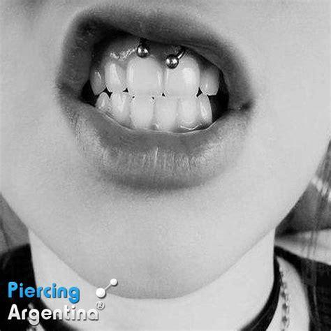 Cuidados del Piercing Smile   piercing en el frenillo