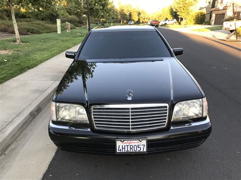 1999 Mercedes S500 For Sale by 1999 Mercedes S500 German Cars For Sale