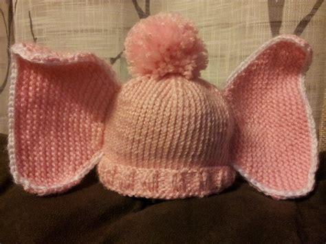 elephant hat knitting pattern knit elephant ear hat elephant baby shower
