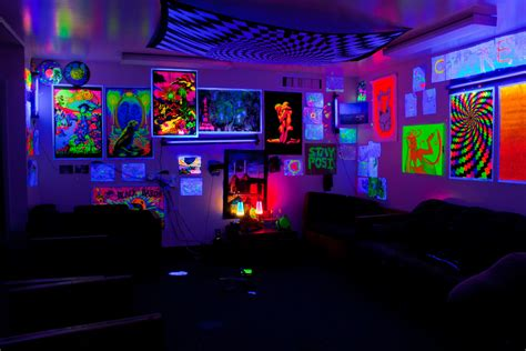 glow in the paint for my room cypress 7 i miss it my blacklight living room