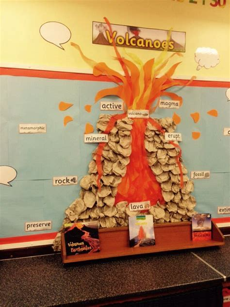 to make ks2 25 great ideas about volcano activities on