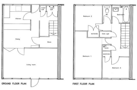 uk house floor plans three bedroom house plans bedroom house floor plan bedroom