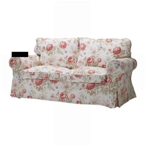 floral sofa slipcovers ikea ektorp sofa bed slipcover cover byvik multi floral