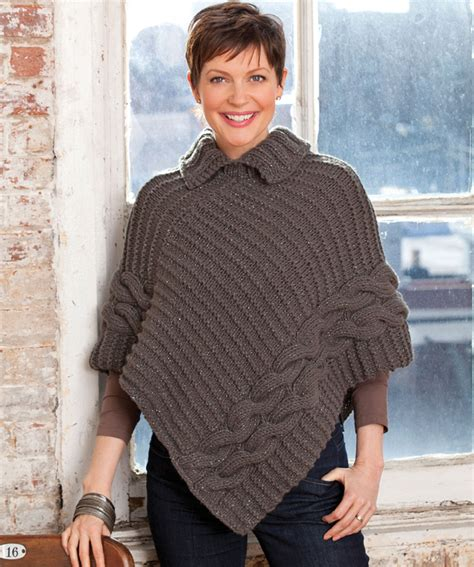 free knit poncho patterns poncho knitting patterns a knitting