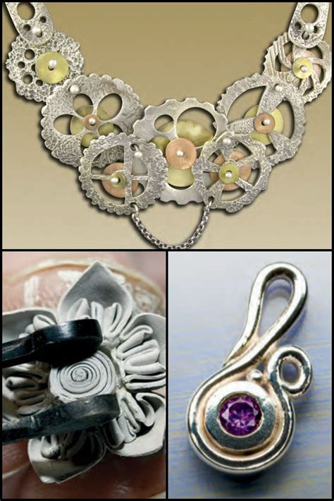 how to make metal clay jewelry 181 best metal clay jewelry images on
