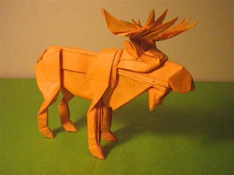 35 Amazing Exles Of Origami Artworks