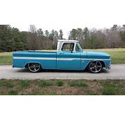 1963 Chevy C10 Truck Bagged For Sale Photos Technical