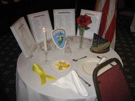 fallen comrade table fallen comrades table