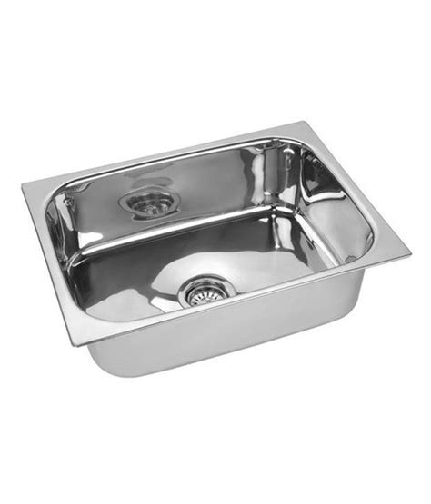 kitchen sinks price buy radium stainless steel kitchen sink 24 x 18 x 9