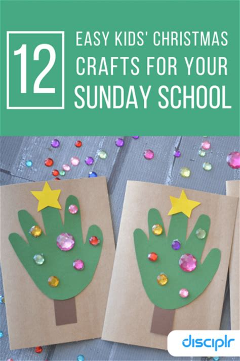 sunday school crafts for 12 easy crafts for sunday school