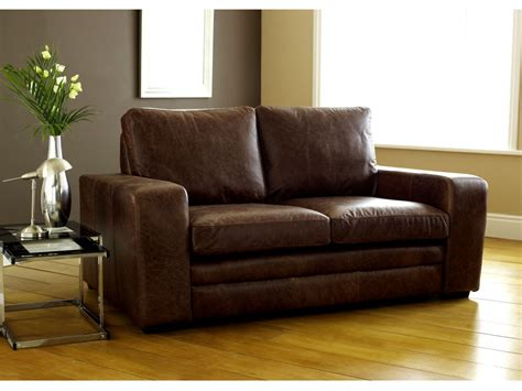 leather sofa beds brown modern leather sofabed leather sofa beds