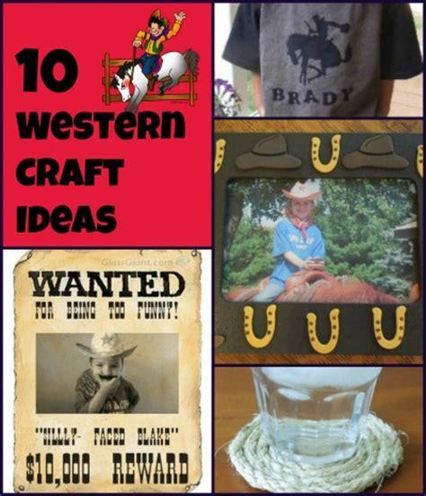 western craft projects western craft ideas grandparentsplus