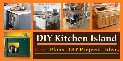 kitchen island plans kitchen island plans ideas construct101