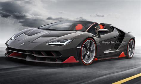 2017 Lamborghini Centenario Roadster   oumma city.com